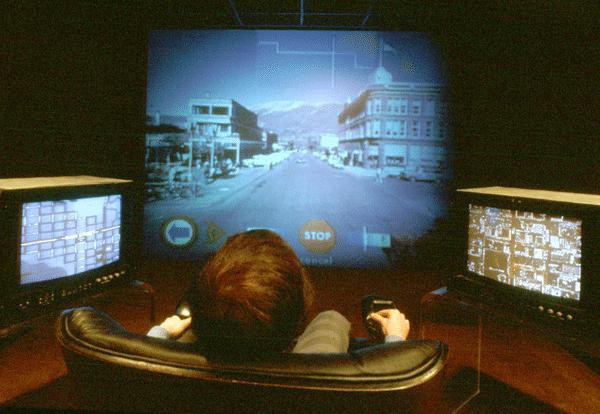 Εικονική Πραγματικότητα Η τεχνολογία του μέλλοντος 15