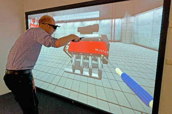 Εικονική Πραγματικότητα Η τεχνολογία του μέλλοντος 82