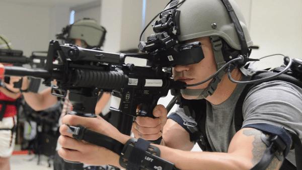 Εικονική Πραγματικότητα Η τεχνολογία του μέλλοντος 83