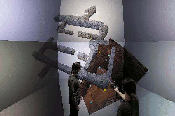 Εικονική Πραγματικότητα Η τεχνολογία του μέλλοντος 93