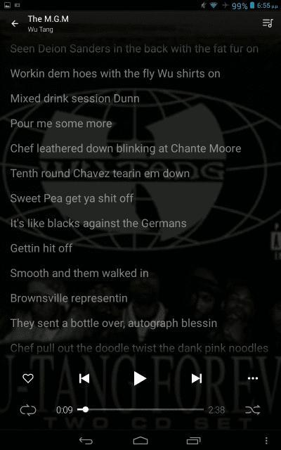 Μουσική στο Κινητό Οι καλύτεροι Android Music Player 09