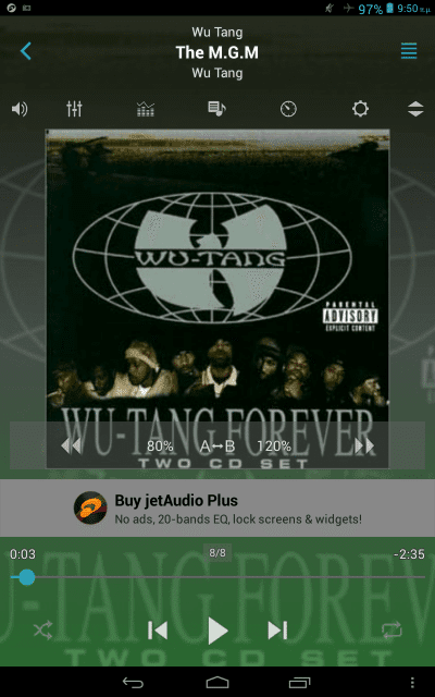 Μουσική στο Κινητό Οι καλύτεροι Android Music Player 25