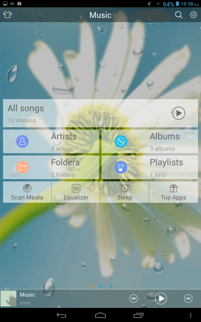 Μουσική στο Κινητό Οι καλύτεροι Android Music Player 34