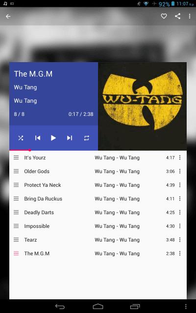 Μουσική στο Κινητό Οι καλύτεροι Android Music Player 37