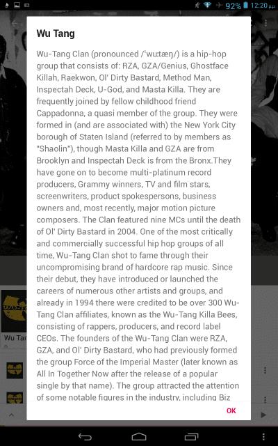 Μουσική στο Κινητό Οι καλύτεροι Android Music Player 51