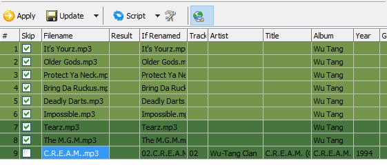 Πληροφορίες Mp3 σε ID3 Tags - Οργανώστε τη Συλλογή σας 16δ