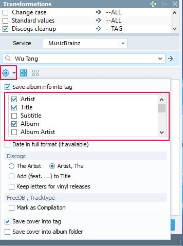 Πληροφορίες Mp3 σε ID3 Tags - Οργανώστε τη Συλλογή σας 6δ