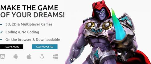 11 Δημιουργία Video Game Δωρεάν χωρίς Γνώσεις Προγραμματισμού
