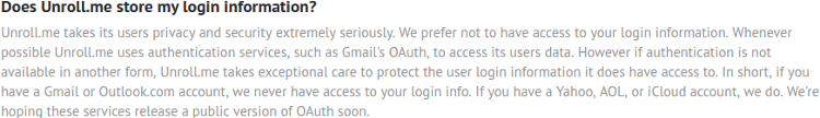 4 Διαχείριση email & Καθαρισμός Inbox με Δωρεάν Εφαρμογές Εφαρμογές