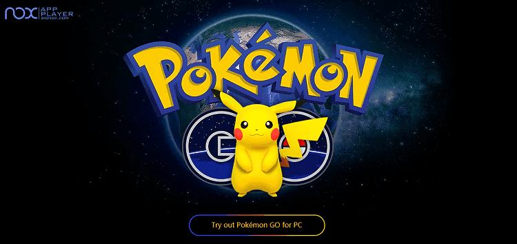 Pokémon GO στα Windows 5