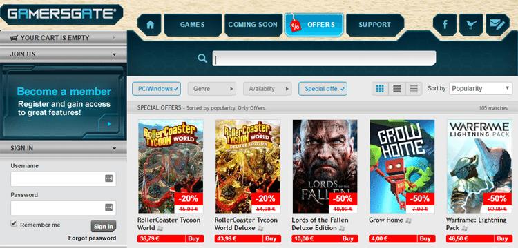 Αγορά παιχνιδιών υπολογιστή - Το Steam και οι άλλοι 4