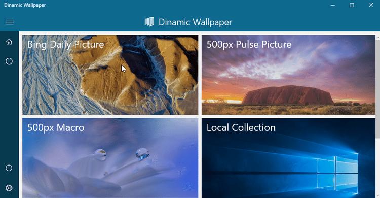 Αυτόματη Αλλαγή Ταπετσαρίας αλλαγή Wallpaper Αλλαγή Εικόνας Επιφάνειας Εργασίας στα Windows 10