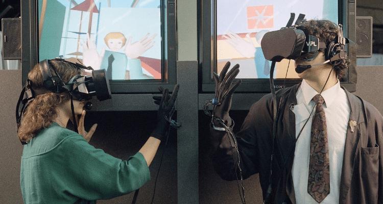 Εικονική Πραγματικότητα Virtual Reality Παρελθόν, Παρόν, και Μέλλον 11