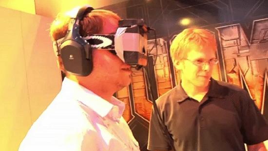 Εικονική Πραγματικότητα Virtual Reality Παρελθόν, Παρόν, και Μέλλον 31