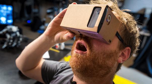 Εικονική Πραγματικότητα Virtual Reality Παρελθόν, Παρόν, και Μέλλον 44