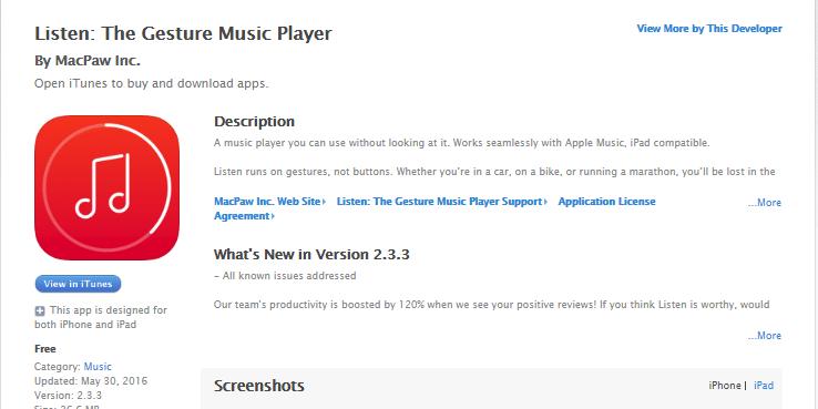 Μουσική στο iPhone 34
