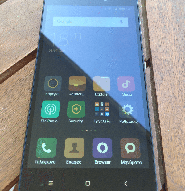 Παρουσίαση XiaoMi Redmi 3 Pro 11
