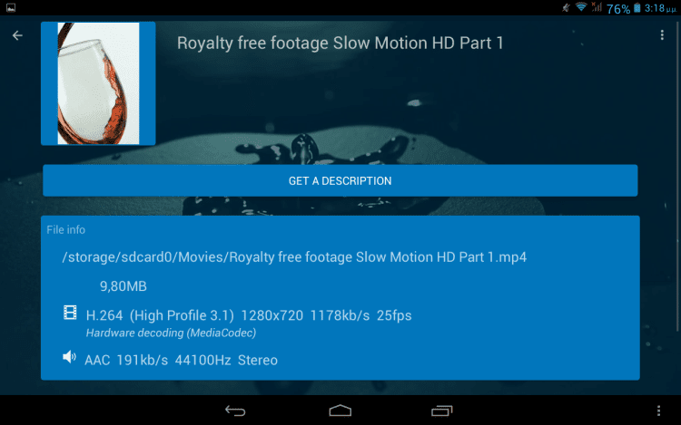 Ταινίες στο Android 24