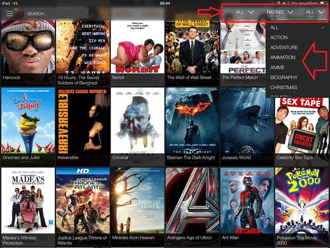 Ταινίες στο iPhone 110