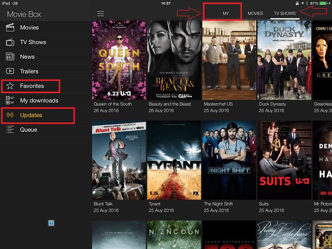 Ταινίες στο iPhone 171