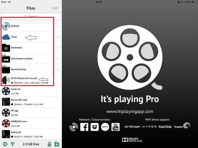 Ταινίες στο iPhone 52