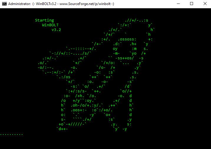 Συντήρηση των Windows με το WinBOLT 06