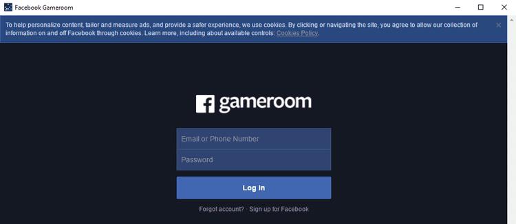Παιχνίδια Facebook στα Windows Facebook Games με το Facebook Gameroom Facebook Arcade-04