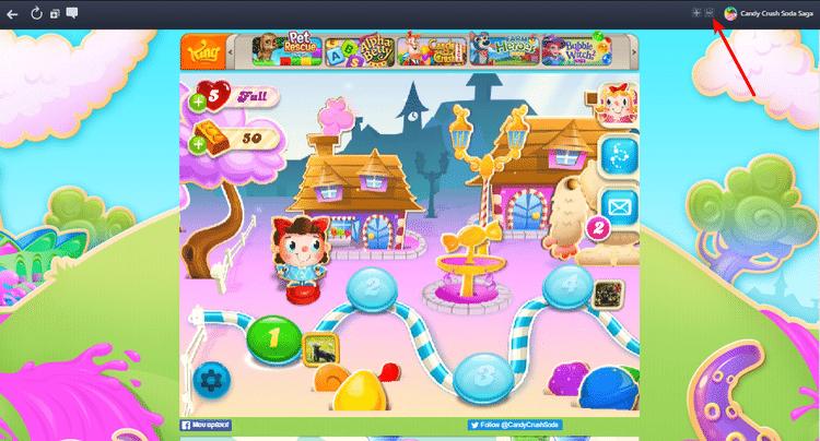 Παιχνίδια Facebook στα Windows Facebook Games με το Facebook Gameroom Facebook Arcade-10