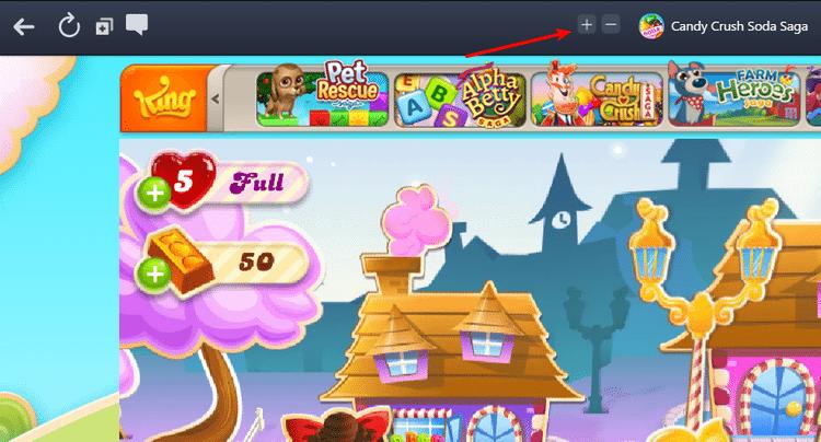 Παιχνίδια Facebook στα Windows Facebook Games με το Facebook Gameroom Facebook Arcade-11