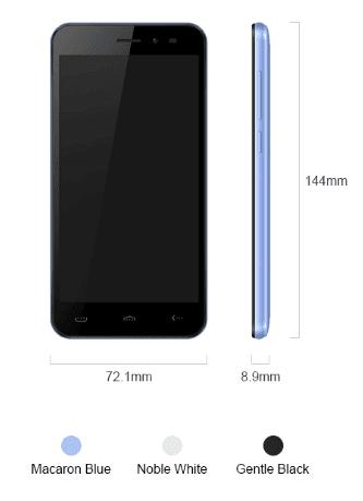 Παρουσίαση Homtom HT16 Το Οικονομικό Smartphone 04