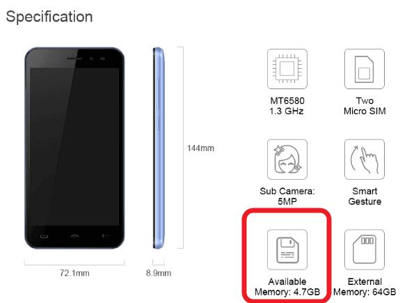 Παρουσίαση Homtom HT16 Το Οικονομικό Smartphone 09