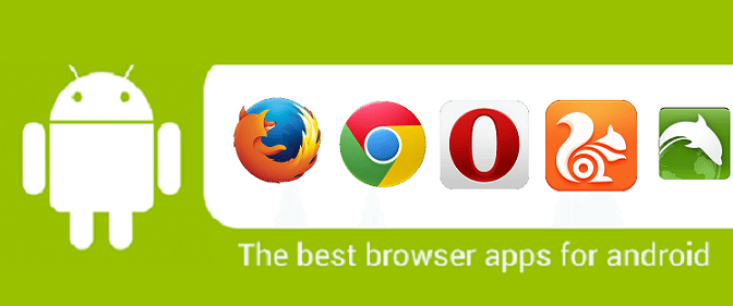 Browser στο Android 1