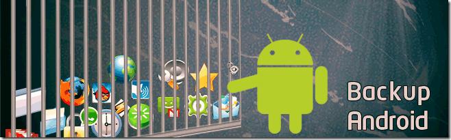Αντίγραφα Ασφαλείας στο Android 2
