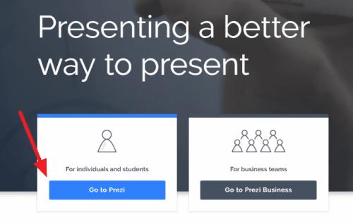 Δημιουργήστε Επαγγελματικές Παρουσιάσεις Με Το Prezi 06