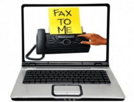δωρεάν φαξ μέσω ίντερνετ αποστολή φαξ