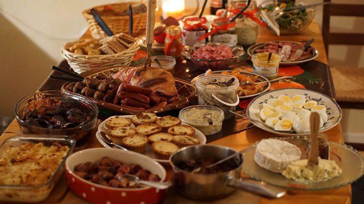 Χριστουγεννιάτικες Συνταγές Μαγειρικής μέσω Internet