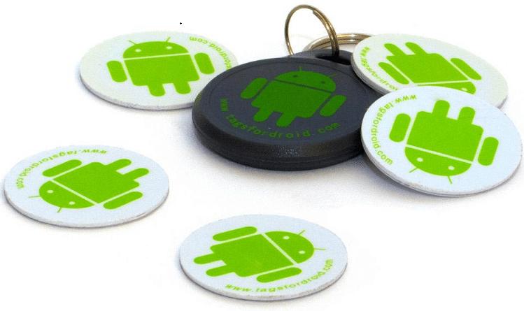 NFC στο Android 7