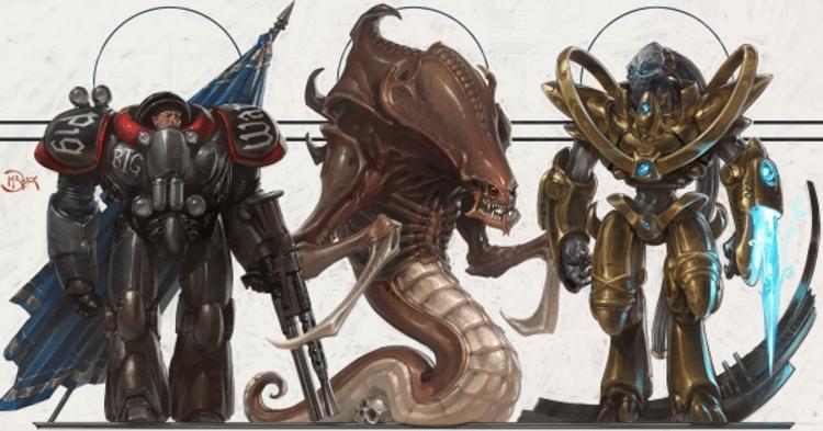 StarCraft Δωρεάν και Νόμιμα, Απευθείας από τη Blizzard