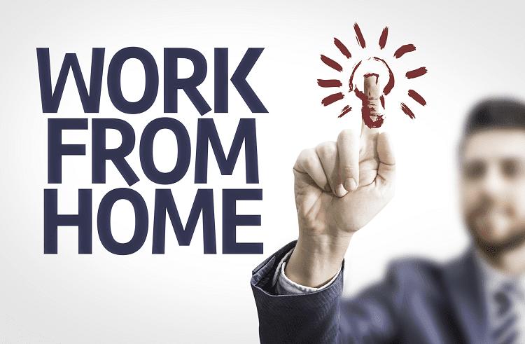 Εργασία Από το Σπίτι