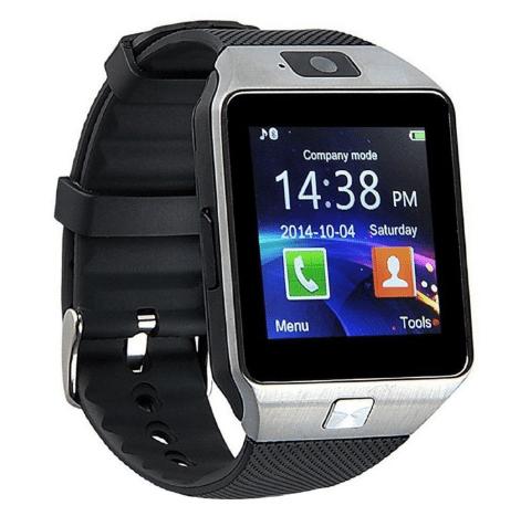 Ένα έξυπνο ρολόι (Smartwatch) είναι μία συσκευή που φοράμε κανονικά στο χέρι  μας σαν ρολόι. Ωστόσο eab1bbc2a3b