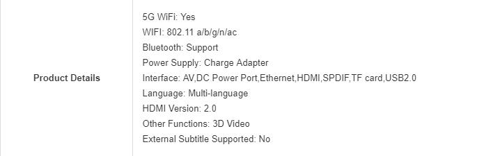 Παρουσίαση TVBox Alfawise H96 Pro+ 10
