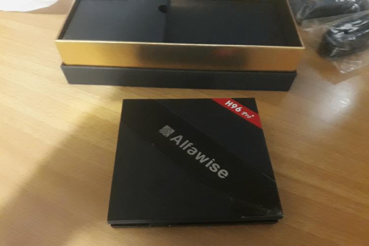 Παρουσίαση TVBox Alfawise H96 Pro+ 13