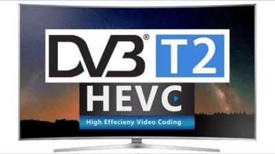Αποκωδικοποίηση DVB-T2
