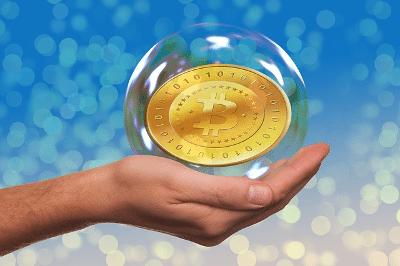 Ποιός είναι ο Κίνδυνος να είναι Φούσκα το Bitcoin