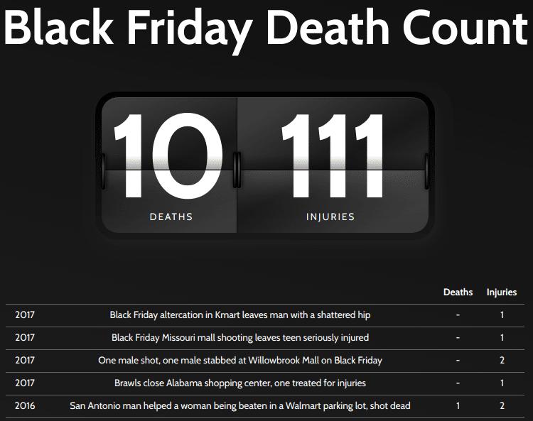 Black Friday D