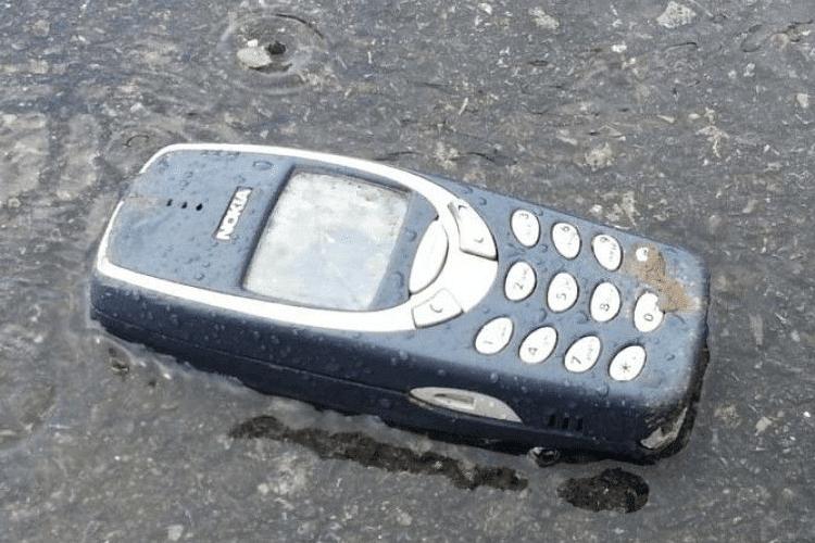 αδιάβροχο κινητό