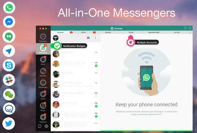 Πώς να Έχω Όλες Τις Υπηρεσίες Chat με Μία Εφαρμογή