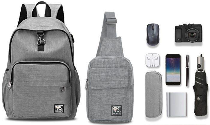 865f7370417 Έξυπνες και Οικονομικές Τσάντες για Laptop από το Gearbest | PCsteps.gr