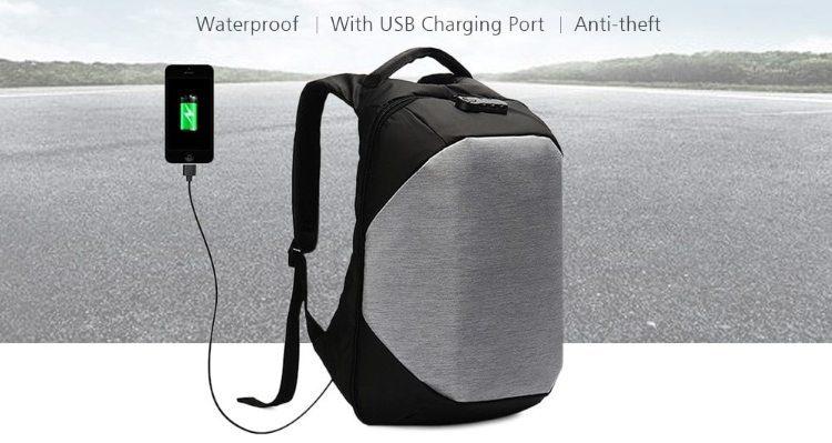 c0af07404d8 Επιπλέον, στην πλάτη της τσάντας υπάρχει ασφαλής τσέπη, που προορίζεται  κυρίως για κινητό και άλλα σημαντικά αντικείμενα.