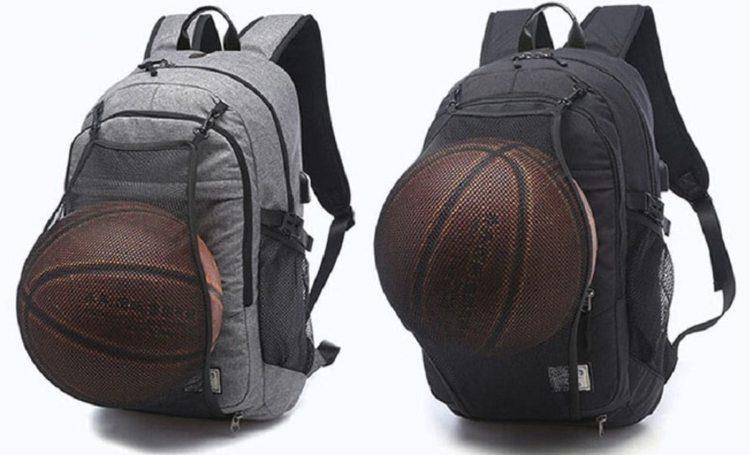 8790023a00 Η δεύτερη τσάντα που θα αναφέρουμε προορίζεται κυρίως για όσους ασχολούνται  με μπάσκετ ή κάποιο άλλο άθλημα που απαιτεί μπάλα.
